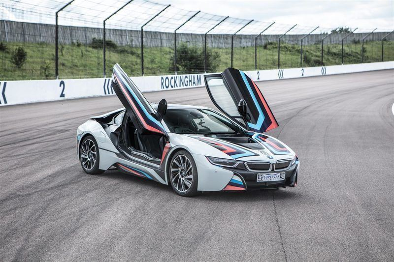 bmw i8 supercar driving experience